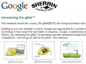 Google-Sherrin